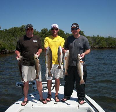 Hernando Beach Fishing Guides Hudson Beach Fishing Charters