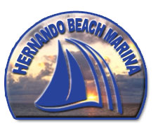 Hernando Beach Marina Boat Storage Slips Repair Bottom